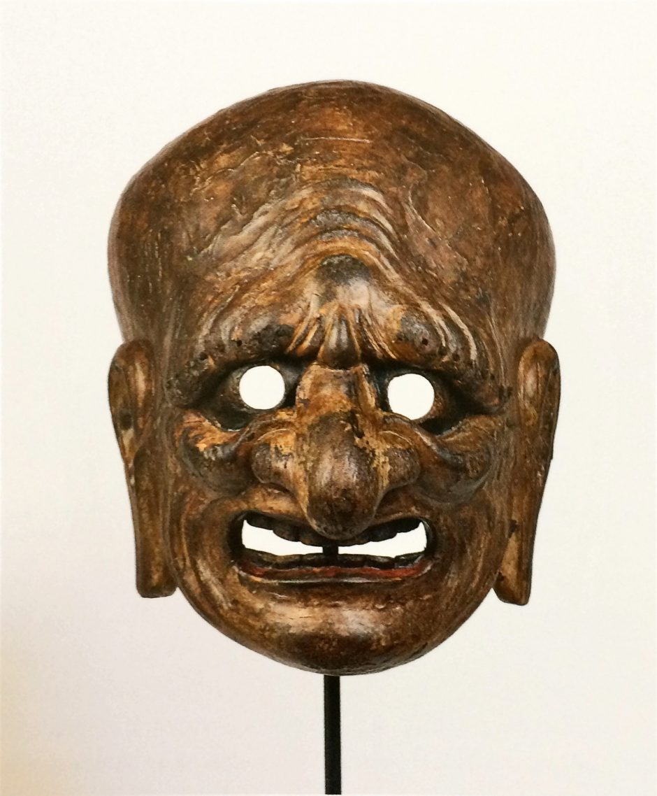 Gigaku-Maske