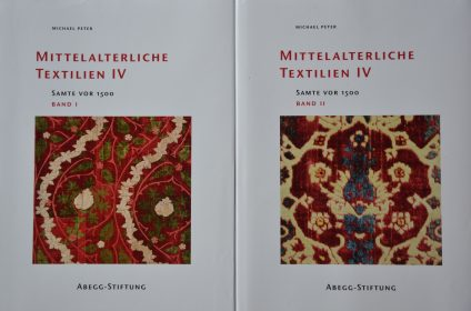 Mittelalterliche Textilien IV – Samte vor 1500