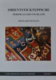 Orientstickteppiche – Perser aus Deutschland